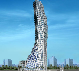 Shams Tower – Abu Dhabi