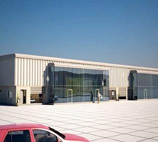 ENOC Warehouse and Office – Jabel Ali – Dubai