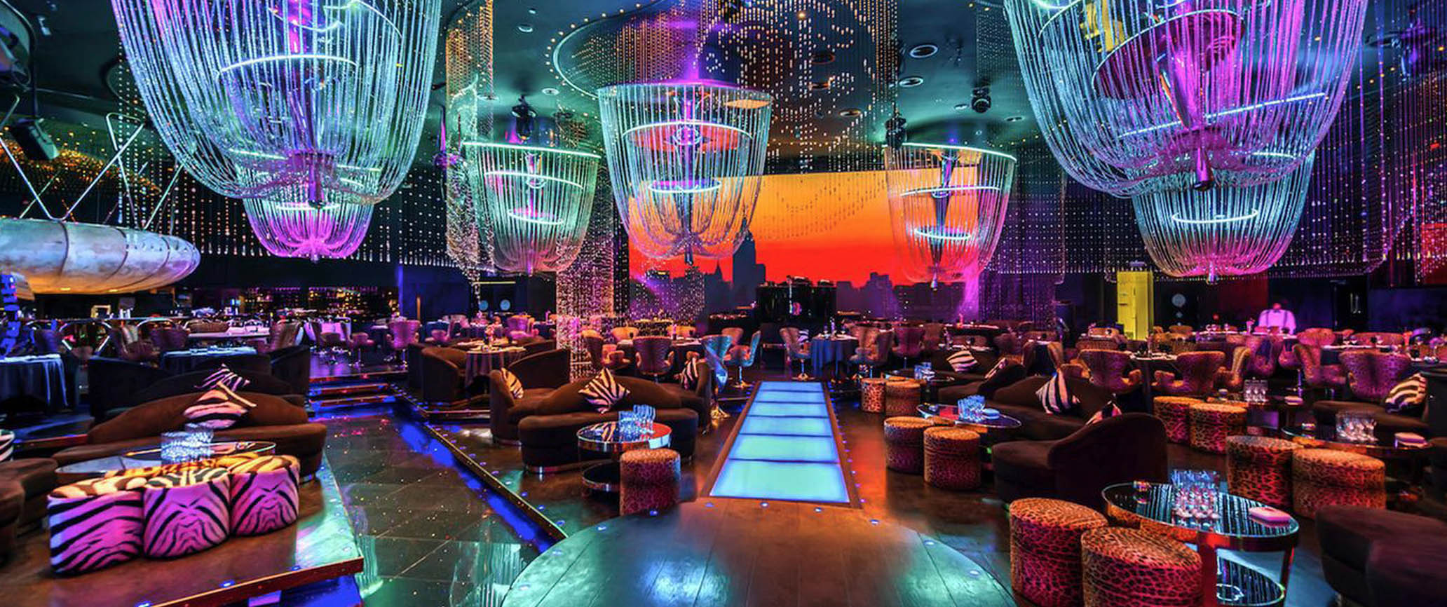 CAVALLI CLUB AT FAIRMONT HOTEL