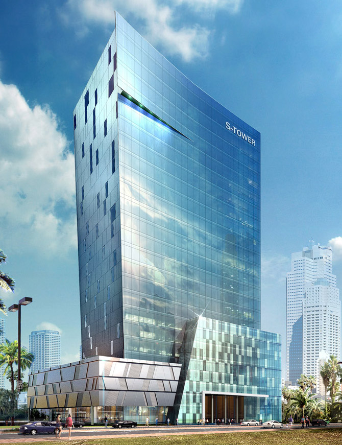 BORIS BECKER BUSINESS TOWER BUSINESS BAY – DUBAI